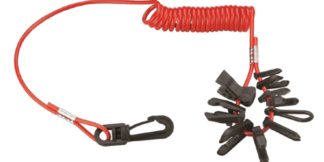 9802029 - Universal Switch, KILL SWITCH LANYARD