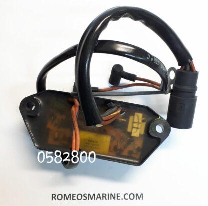 0582800, 0586693, 0763798 - 113-3241 - Power Pack, OMC/BRP, CDI