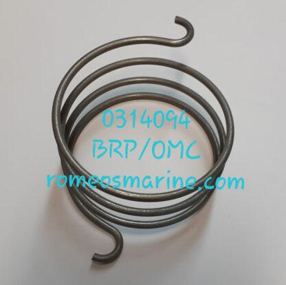 0314094_Throttle_Lever_Spring_OMC