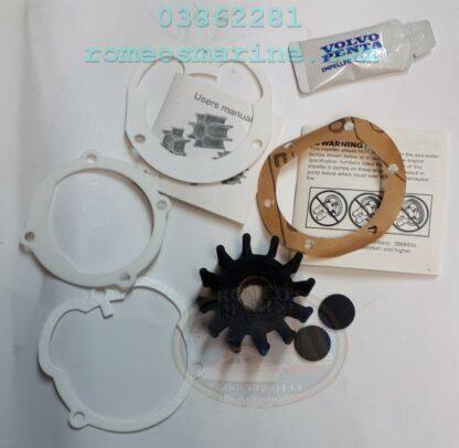 3862281 - 18-3277 - Impeller Kit, OMC/BRP, Sierra